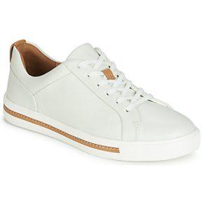 Xαμηλά Sneakers Clarks UN MAUI LACE ΣΤΕΛΕΧΟΣ: Δέρμα & ΕΠΕΝΔΥΣΗ: Δέρμα & ΕΣ. ΣΟΛΑ: Δέρμα & ΕΞ. ΣΟΛΑ: Συνθετικό