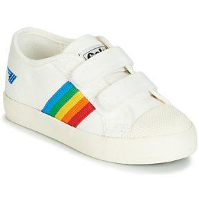 Xαμηλά Sneakers Gola COASTER RAINBOW VELCRO ΣΤΕΛΕΧΟΣ: Ύφασμα & ΕΠΕΝΔΥΣΗ: Ύφασμα & ΕΣ. ΣΟΛΑ: Ύφασμα & ΕΞ. ΣΟΛΑ: Καουτσούκ