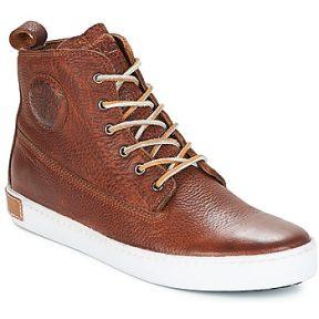 Ψηλά Sneakers Blackstone INCH WORKER ΣΤΕΛΕΧΟΣ: Δέρμα & ΕΠΕΝΔΥΣΗ: Δέρμα & ΕΣ. ΣΟΛΑ: Δέρμα & ΕΞ. ΣΟΛΑ: Καουτσούκ