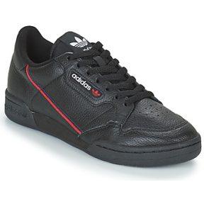 Xαμηλά Sneakers adidas CONTINENTAL 80 ΣΤΕΛΕΧΟΣ: Δέρμα & ΕΠΕΝΔΥΣΗ: Ύφασμα & ΕΣ. ΣΟΛΑ: Ύφασμα & ΕΞ. ΣΟΛΑ: Καουτσούκ