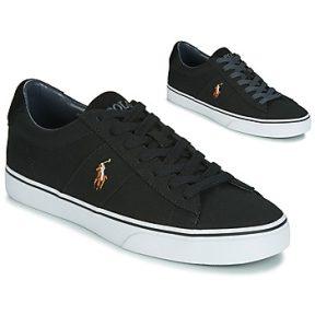 Xαμηλά Sneakers Polo Ralph Lauren SAYER ΣΤΕΛΕΧΟΣ: Ύφασμα & ΕΞ. ΣΟΛΑ: Καουτσούκ