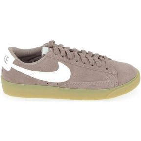 Xαμηλά Sneakers Nike Blazer Low Mauve 1007838410017 [COMPOSITION_COMPLETE]