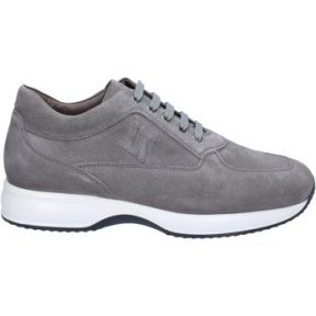 Xαμηλά Sneakers Triver Flight sneakers grigio camoscio BT940