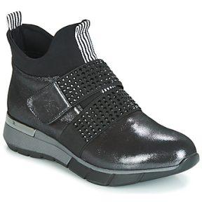 Ψηλά Sneakers Metamorf'Ose FAGNO ΣΤΕΛΕΧΟΣ: Δέρμα & ΕΠΕΝΔΥΣΗ: Ύφασμα & ΕΣ. ΣΟΛΑ: Δέρμα & ΕΞ. ΣΟΛΑ: Καουτσούκ