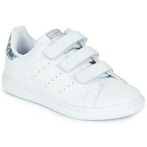 Xαμηλά Sneakers adidas STAN SMITH CF C ΣΤΕΛΕΧΟΣ: Συνθετικό & ΕΠΕΝΔΥΣΗ: Ύφασμα & ΕΣ. ΣΟΛΑ: Ύφασμα & ΕΞ. ΣΟΛΑ: Καουτσούκ