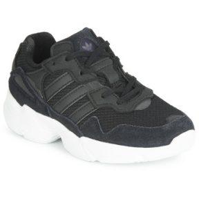 Xαμηλά Sneakers adidas YUNG-96 C ΣΤΕΛΕΧΟΣ: Δέρμα / ύφασμα & ΕΠΕΝΔΥΣΗ: Ύφασμα & ΕΣ. ΣΟΛΑ: Ύφασμα & ΕΞ. ΣΟΛΑ: Καουτσούκ