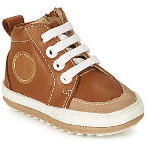 Ψηλά Sneakers Robeez MIGO ΣΤΕΛΕΧΟΣ: Δέρμα & ΕΠΕΝΔΥΣΗ: Δέρμα / ύφασμα & ΕΣ. ΣΟΛΑ: Δέρμα & ΕΞ. ΣΟΛΑ: Δέρμα