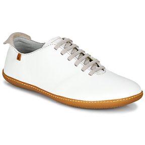 Xαμηλά Sneakers El Naturalista EL VIAJERO ΣΤΕΛΕΧΟΣ: Δέρμα & ΕΠΕΝΔΥΣΗ: Ύφασμα & ΕΣ. ΣΟΛΑ: Δέρμα & ΕΞ. ΣΟΛΑ: Καουτσούκ