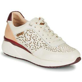 Xαμηλά Sneakers Pikolinos SELLA W6Z ΣΤΕΛΕΧΟΣ: Δέρμα & ΕΠΕΝΔΥΣΗ: & ΕΣ. ΣΟΛΑ: & ΕΞ. ΣΟΛΑ: Συνθετικό