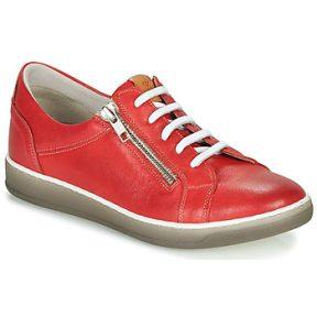 Xαμηλά Sneakers Dorking KAREN ΣΤΕΛΕΧΟΣ: Δέρμα & ΕΠΕΝΔΥΣΗ: Ύφασμα & ΕΣ. ΣΟΛΑ: Ύφασμα & ΕΞ. ΣΟΛΑ: Καουτσούκ
