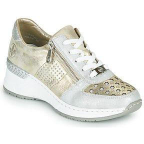 Xαμηλά Sneakers Rieker LEA ΣΤΕΛΕΧΟΣ: Δέρμα & ΕΠΕΝΔΥΣΗ: Συνθετικό & ΕΣ. ΣΟΛΑ: Δέρμα & ΕΞ. ΣΟΛΑ: Συνθετικό