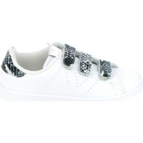 Xαμηλά Sneakers Victoria 1125232 Blanc Serpent [COMPOSITION_COMPLETE]
