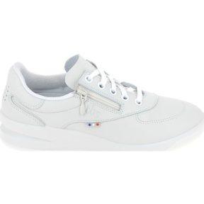 Xαμηλά Sneakers TBS Branzip Blanc [COMPOSITION_COMPLETE]