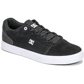 Xαμηλά Sneakers DC Shoes HYDE ΣΤΕΛΕΧΟΣ: Δέρμα αγελάδας & ΕΠΕΝΔΥΣΗ: Ύφασμα & ΕΞ. ΣΟΛΑ: Καουτσούκ