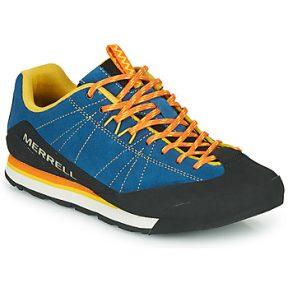 Xαμηλά Sneakers Merrell CATALYST SUEDE ΣΤΕΛΕΧΟΣ: Δέρμα / ύφασμα & ΕΠΕΝΔΥΣΗ: Ύφασμα & ΕΣ. ΣΟΛΑ: Συνθετικό ύφασμα & ΕΞ. ΣΟΛΑ: Καουτσούκ