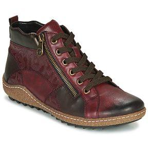 Ψηλά Sneakers Remonte Dorndorf DRENIN ΣΤΕΛΕΧΟΣ: Δέρμα & ΕΠΕΝΔΥΣΗ: Ύφασμα & ΕΣ. ΣΟΛΑ: Συνθετικό & ΕΞ. ΣΟΛΑ: Καουτσούκ