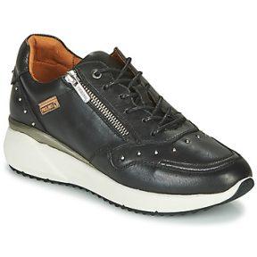 Xαμηλά Sneakers Pikolinos SELLA W6Z ΣΤΕΛΕΧΟΣ: Δέρμα & ΕΠΕΝΔΥΣΗ: Ύφασμα & ΕΣ. ΣΟΛΑ: Δέρμα & ΕΞ. ΣΟΛΑ: Συνθετικό