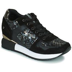 Xαμηλά Sneakers Gioseppo RAPLA ΣΤΕΛΕΧΟΣ: Δέρμα / ύφασμα & ΕΠΕΝΔΥΣΗ: Ύφασμα & ΕΣ. ΣΟΛΑ: Ύφασμα & ΕΞ. ΣΟΛΑ: Συνθετικό