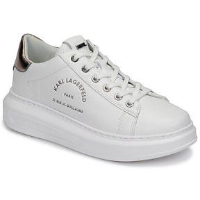 Xαμηλά Sneakers Karl Lagerfeld KAPRI MAISON KARL LACE ΣΤΕΛΕΧΟΣ: Δέρμα & ΕΠΕΝΔΥΣΗ: Συνθετικό και ύφασμα & ΕΣ. ΣΟΛΑ: Ύφασμα & ΕΞ. ΣΟΛΑ: Καουτσούκ