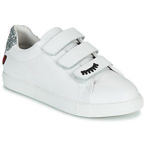 Xαμηλά Sneakers Bons baisers de Paname EDITH EYES ΣΤΕΛΕΧΟΣ: Δέρμα & ΕΠΕΝΔΥΣΗ: Δέρμα & ΕΣ. ΣΟΛΑ: Δέρμα & ΕΞ. ΣΟΛΑ: Συνθετικό