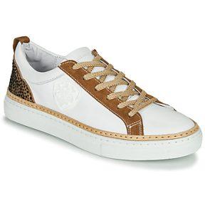 Xαμηλά Sneakers Philippe Morvan CORK V1 NAPPA BLANC ΣΤΕΛΕΧΟΣ: Δέρμα & ΕΠΕΝΔΥΣΗ: Δέρμα χοίρου & ΕΣ. ΣΟΛΑ: Δέρμα χοίρου & ΕΞ. ΣΟΛΑ: Συνθετικό