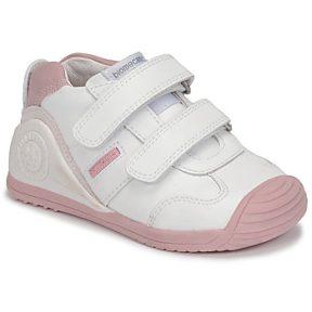 Xαμηλά Sneakers Biomecanics BIOGATEO SPORT ΣΤΕΛΕΧΟΣ: Δέρμα & ΕΠΕΝΔΥΣΗ: Δέρμα & ΕΣ. ΣΟΛΑ: Δέρμα & ΕΞ. ΣΟΛΑ: Συνθετικό