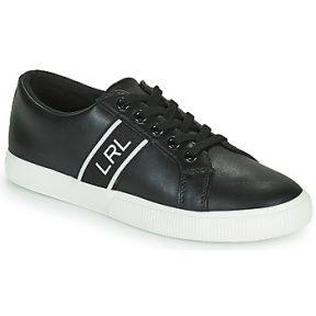 Xαμηλά Sneakers Lauren Ralph Lauren JANSON II ΣΤΕΛΕΧΟΣ: Δέρμα / ύφασμα & ΕΠΕΝΔΥΣΗ: & ΕΣ. ΣΟΛΑ: & ΕΞ. ΣΟΛΑ: Καουτσούκ