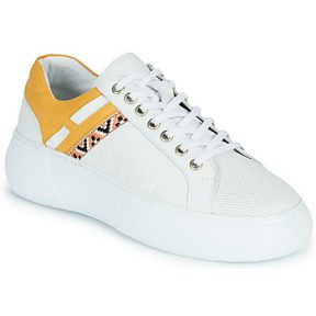 Xαμηλά Sneakers Metamorf'Ose JANINA ΣΤΕΛΕΧΟΣ: Δέρμα & ΕΠΕΝΔΥΣΗ: Δέρμα & ΕΣ. ΣΟΛΑ: Δέρμα & ΕΞ. ΣΟΛΑ: Καουτσούκ