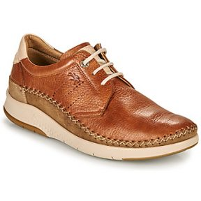 Xαμηλά Sneakers Fluchos 0795-TORNADO-CUERO ΣΤΕΛΕΧΟΣ: Δέρμα & ΕΠΕΝΔΥΣΗ: Ύφασμα & ΕΣ. ΣΟΛΑ: Ύφασμα & ΕΞ. ΣΟΛΑ: Καουτσούκ