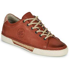 Xαμηλά Sneakers Pataugas LUCIA/N F2G ΣΤΕΛΕΧΟΣ: Δέρμα / ύφασμα & ΕΠΕΝΔΥΣΗ: Δέρμα & ΕΣ. ΣΟΛΑ: Δέρμα & ΕΞ. ΣΟΛΑ: Συνθετικό