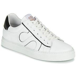 Xαμηλά Sneakers Schmoove SPARK MOVE ΣΤΕΛΕΧΟΣ: & ΕΠΕΝΔΥΣΗ: Δέρμα / ύφασμα & ΕΣ. ΣΟΛΑ: & ΕΞ. ΣΟΛΑ: Καουτσούκ
