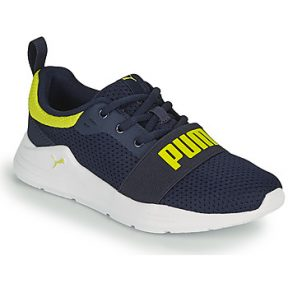 Xαμηλά Sneakers Puma WIRED PS ΣΤΕΛΕΧΟΣ: Ύφασμα & ΕΣ. ΣΟΛΑ: Συνθετικό & ΕΞ. ΣΟΛΑ: Συνθετικό