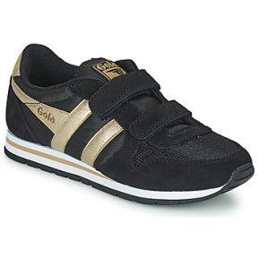 Xαμηλά Sneakers Gola DAYTONA MIRROR VELCRO ΣΤΕΛΕΧΟΣ: Δέρμα / ύφασμα & ΕΠΕΝΔΥΣΗ: Ύφασμα & ΕΣ. ΣΟΛΑ: Ύφασμα & ΕΞ. ΣΟΛΑ: Καουτσούκ