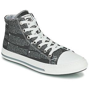 Ψηλά Sneakers John Galliano GERMAINE ΣΤΕΛΕΧΟΣ: Ύφασμα & ΕΠΕΝΔΥΣΗ: Ύφασμα & ΕΣ. ΣΟΛΑ: Ύφασμα & ΕΞ. ΣΟΛΑ: Καουτσούκ