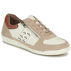 Xαμηλά Sneakers Damart 68010 ΕΠΕΝΔΥΣΗ: Ύφασμα & ΕΣ. ΣΟΛΑ: Ύφασμα & ΕΞ. ΣΟΛΑ: Καουτσούκ