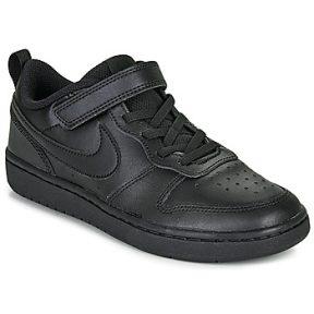 Xαμηλά Sneakers Nike COURT BOROUGH LOW 2 PS ΣΤΕΛΕΧΟΣ: Δέρμα και συνθετικό & ΕΠΕΝΔΥΣΗ: Ύφασμα & ΕΣ. ΣΟΛΑ: Ύφασμα & ΕΞ. ΣΟΛΑ: Καουτσούκ