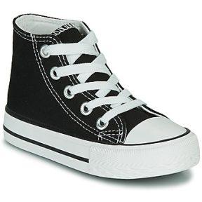 Ψηλά Sneakers Citrouille et Compagnie OUTIL ΣΤΕΛΕΧΟΣ: Συνθετικό και ύφασμα & ΕΣ. ΣΟΛΑ: Ύφασμα & ΕΞ. ΣΟΛΑ: Συνθετικό