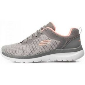 Xαμηλά Sneakers Skechers ZAPATILLAS MUJER GRISES 12607 [COMPOSITION_COMPLETE]