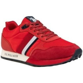 Xαμηλά Sneakers U.S Polo Assn. Julius2-Red