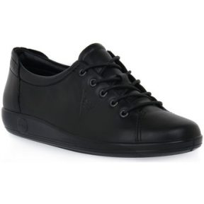 Xαμηλά Sneakers Ecco SOFT 2 BLACK FEATHER [COMPOSITION_COMPLETE]
