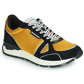 Xαμηλά Sneakers Emporio Armani TREMMA ΣΤΕΛΕΧΟΣ: Ύφασμα & ΕΠΕΝΔΥΣΗ: Δέρμα βοοειδούς & ΕΣ. ΣΟΛΑ: Συνθετικό & ΕΞ. ΣΟΛΑ: Καουτσούκ