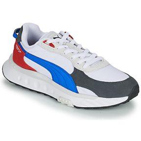 Xαμηλά Sneakers Puma WILD RIDER COLLIN ΣΤΕΛΕΧΟΣ: Συνθετικό & ΕΞ. ΣΟΛΑ: Καουτσούκ