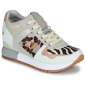 Xαμηλά Sneakers Gioseppo GISKE ΣΤΕΛΕΧΟΣ: Δέρμα και συνθετικό & ΕΠΕΝΔΥΣΗ: Ύφασμα & ΕΣ. ΣΟΛΑ: Ύφασμα & ΕΞ. ΣΟΛΑ: Συνθετικό