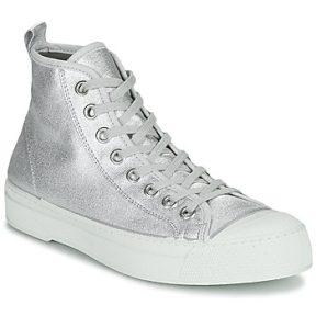 Xαμηλά Sneakers Bensimon STELLA B79 SHINY CANVAS ΣΤΕΛΕΧΟΣ: Φυσικό ύφασμα & ΕΠΕΝΔΥΣΗ: Φυσικό ύφασμα & ΕΞ. ΣΟΛΑ: Καουτσούκ