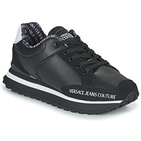 Xαμηλά Sneakers Versace Jeans Couture DOLINA ΣΤΕΛΕΧΟΣ: Δέρμα & ΕΠΕΝΔΥΣΗ: Ύφασμα & ΕΣ. ΣΟΛΑ: Ύφασμα
