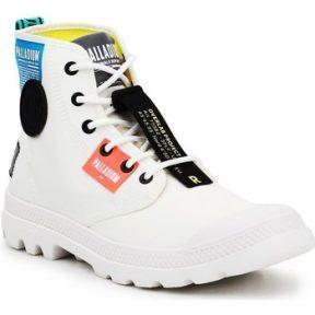 Ψηλά Sneakers Palladium Manufacture Lite OVB Neon U 77082-116