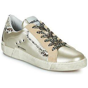 Xαμηλά Sneakers Meline NK139 ΣΤΕΛΕΧΟΣ: Δέρμα & ΕΠΕΝΔΥΣΗ: Ύφασμα & ΕΣ. ΣΟΛΑ: Δέρμα & ΕΞ. ΣΟΛΑ: Καουτσούκ