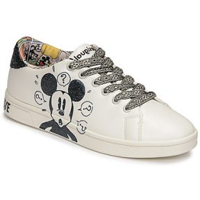 Xαμηλά Sneakers Desigual COSMIC MICKEY GLITTER ΣΤΕΛΕΧΟΣ: Συνθετικό & ΕΠΕΝΔΥΣΗ: Ύφασμα & ΕΣ. ΣΟΛΑ: Ύφασμα & ΕΞ. ΣΟΛΑ: Καουτσούκ