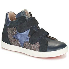 Ψηλά Sneakers Acebo's 5541SX-MARINO ΣΤΕΛΕΧΟΣ: Δέρμα και συνθετικό & ΕΠΕΝΔΥΣΗ: Δέρμα & ΕΣ. ΣΟΛΑ: Δέρμα & ΕΞ. ΣΟΛΑ: Καουτσούκ