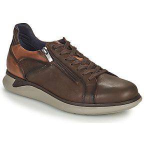 Xαμηλά Sneakers Fluchos COOPER ΣΤΕΛΕΧΟΣ: Δέρμα & ΕΠΕΝΔΥΣΗ: Ύφασμα & ΕΣ. ΣΟΛΑ: Ύφασμα & ΕΞ. ΣΟΛΑ: Καουτσούκ